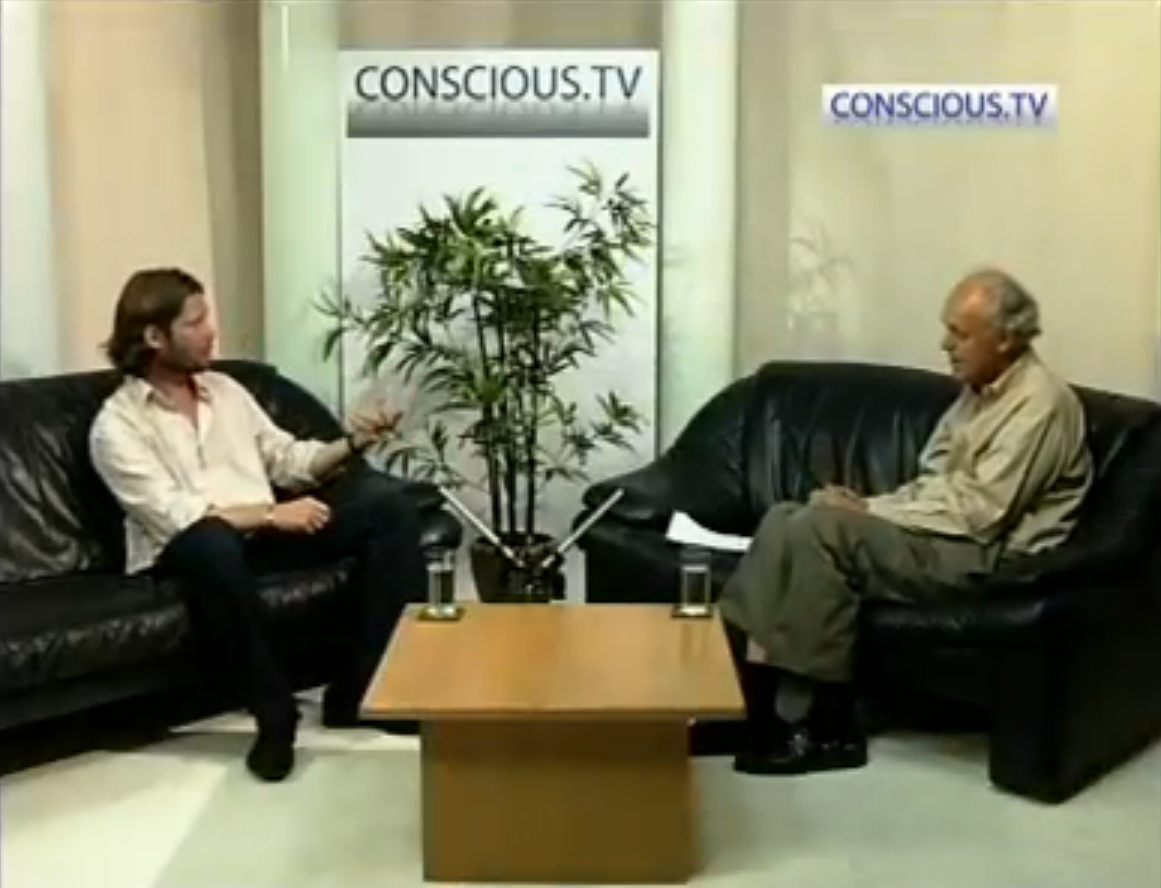 Steve Ford on Conscious TV